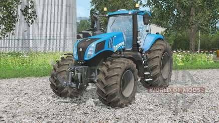 New Hollanᴆ T8.320 for Farming Simulator 2015
