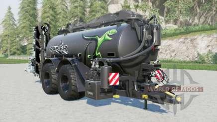 Samson PGII Raptor Carbon for Farming Simulator 2017