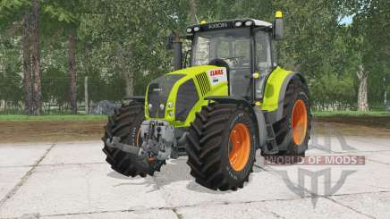 Claas Axioɳ 850 for Farming Simulator 2015