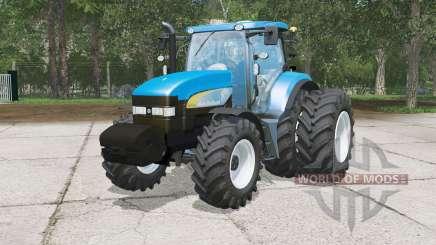 New Holland TM70Ꝝ0 for Farming Simulator 2015