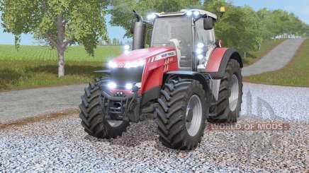 Massey Ferguson 8700-seriᴇs for Farming Simulator 2017