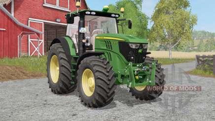 John Deere 6170R & 6210Ɍ for Farming Simulator 2017