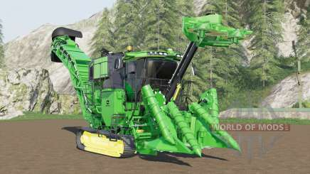 John Deere CH670 for Farming Simulator 2017