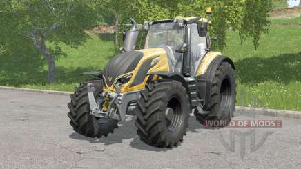 Valtra T-series Gold Edition for Farming Simulator 2017
