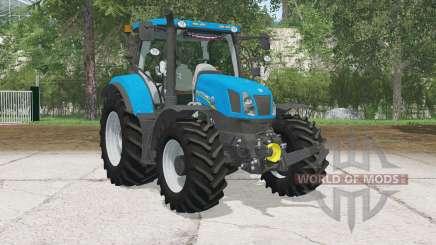 New Holland T6.17ƽ for Farming Simulator 2015