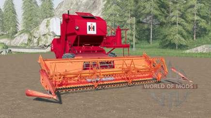 International Harvestor 1Ꝝ1 for Farming Simulator 2017
