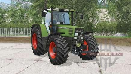 Fendt Favorit 512 C Turbomatik for Farming Simulator 2015