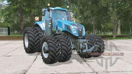 New Holland T8.27ƽ for Farming Simulator 2015