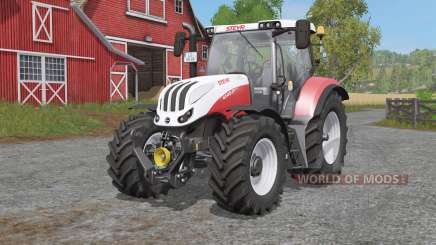Steyr 4115-6145 Profi CVT for Farming Simulator 2017