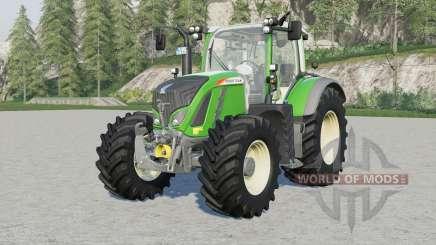 Fendt 700 Vaɽio for Farming Simulator 2017