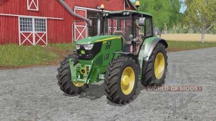 John Deere 6115Ɱ for Farming Simulator 2017