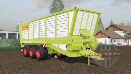 Claas TX 560 D for Farming Simulator 2017