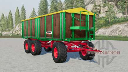 Kroger Agroliner HKD 40೩ for Farming Simulator 2017