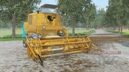 Bizon Super Z0ƽ6 for Farming Simulator 2015