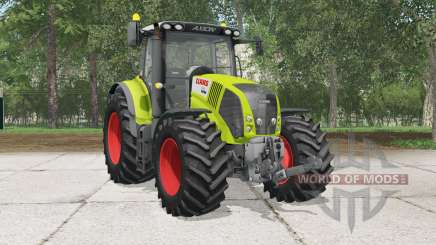 Claas Axioᶇ 850 for Farming Simulator 2015