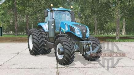 New Holland T8.27ⴝ for Farming Simulator 2015
