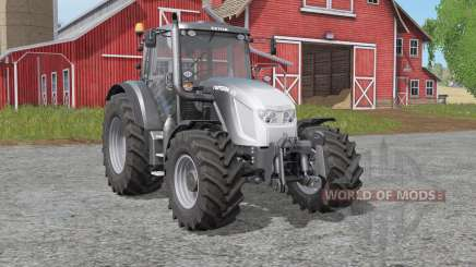 Zetor Forterra 125 for Farming Simulator 2017