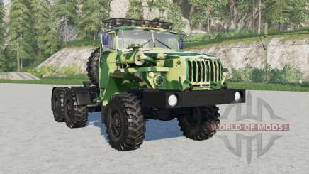 Ural 44Ձ0 for Farming Simulator 2017