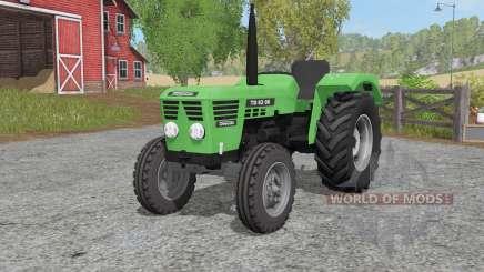 Torpedo TD 6206 A for Farming Simulator 2017