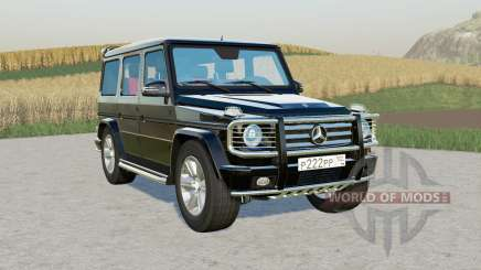 Mercedes-Benz G 55 AMG (W463) 1999 for Farming Simulator 2017