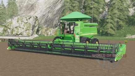 John Deere 9000 STꞨ for Farming Simulator 2017