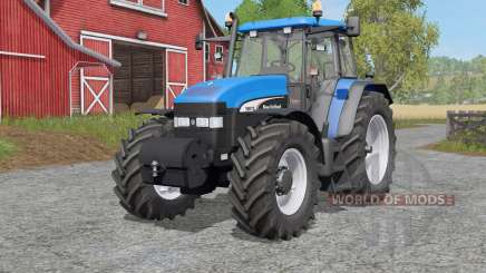 New Holland TM175 & TM190 for Farming Simulator 2017