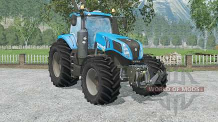 New Hollanꝱ T8.320 for Farming Simulator 2015