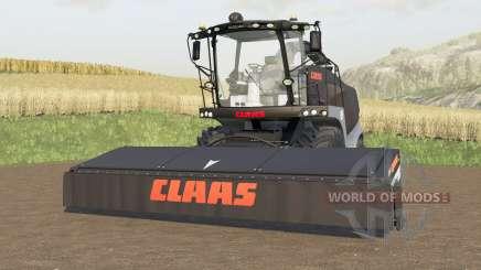 Claas Jaguar & Krone BiG X for Farming Simulator 2017