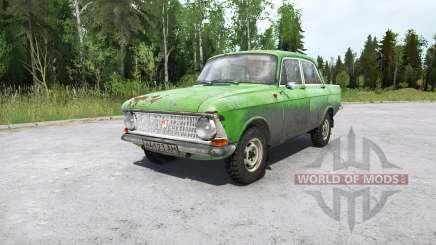 Muscovite-408 for MudRunner