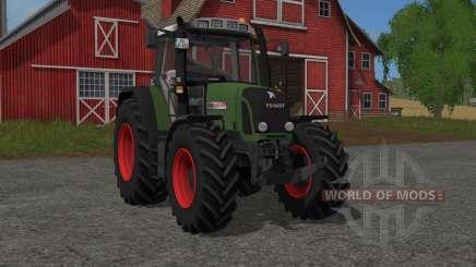 Fendt 412 Vario TMꞨ for Farming Simulator 2017