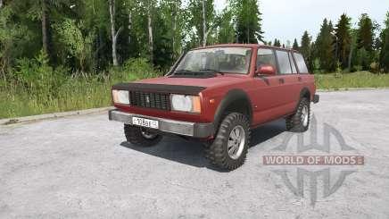 Vaz-2104 Jiguli for MudRunner