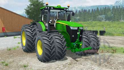 John Deere 7310R for Farming Simulator 2013