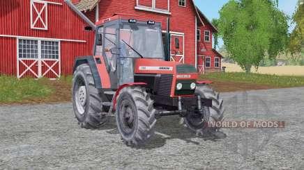 Ursus 123ꝝ for Farming Simulator 2017