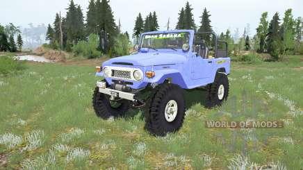 Toyota Land Cruiser (FJ40) for MudRunner