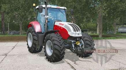 Steyr 6130 CVT for Farming Simulator 2015