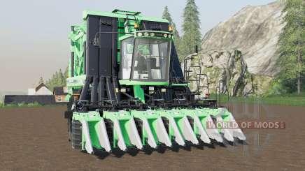 Case IH Module Express 6ვ5 for Farming Simulator 2017