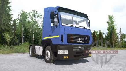 MAz-5440C9-570-030 for MudRunner