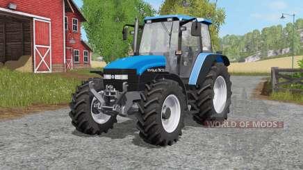 New Holland TM1ⴝ0 for Farming Simulator 2017