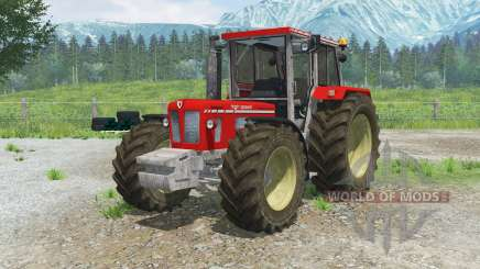 Schluter Compact 1350 TꝞ6 for Farming Simulator 2013