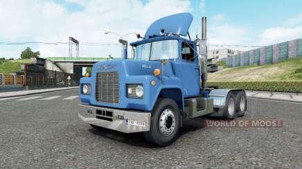 Mack R600 v1.6 for Euro Truck Simulator 2