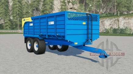 Kane grain trailer for Farming Simulator 2017