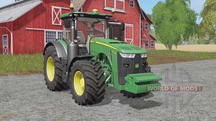 John Deere 8320R & 8370Ɍ for Farming Simulator 2017