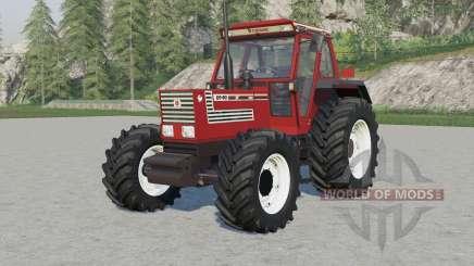 Fiat 90-serieᵴ for Farming Simulator 2017