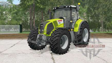 Claas Axioɲ 850 for Farming Simulator 2015