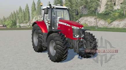 Massey Ferguson 7700S-serieᵴ for Farming Simulator 2017