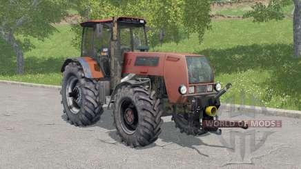 MTK-2522D Belarus for Farming Simulator 2017