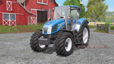 New Holland T5-serieᶊ for Farming Simulator 2017