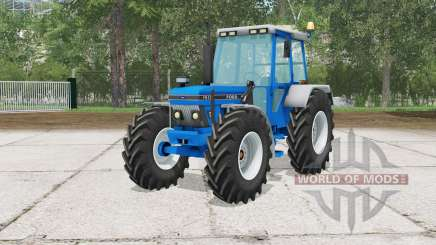 Ford 7৪10 for Farming Simulator 2015