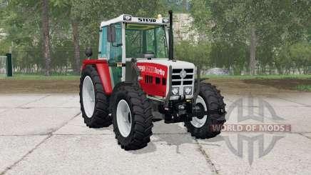 Steyr 8090A Turbꝍ for Farming Simulator 2015