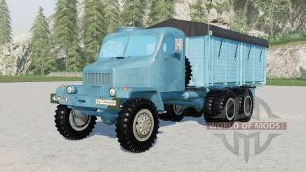 Praga V3S tipper for Farming Simulator 2017